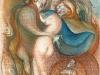 Flybella und Froschikato tanzen die Illmannser Schneckenpolka