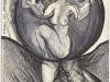 Schwarzweiß Zeichnung Peter Dworak 020